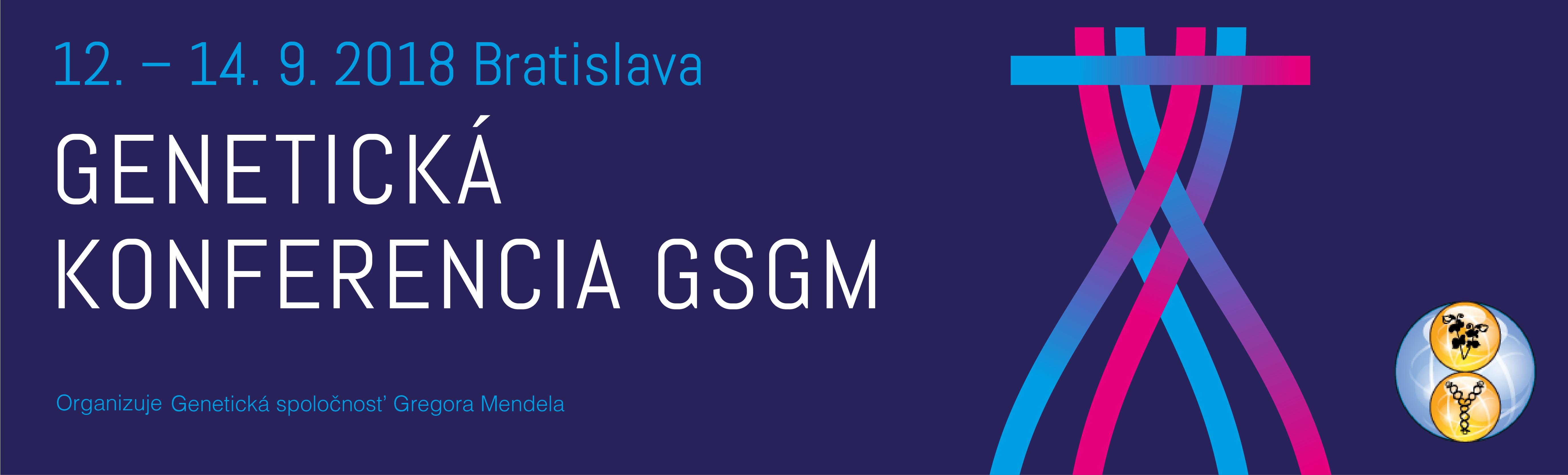 Konferencia GSGM 2018